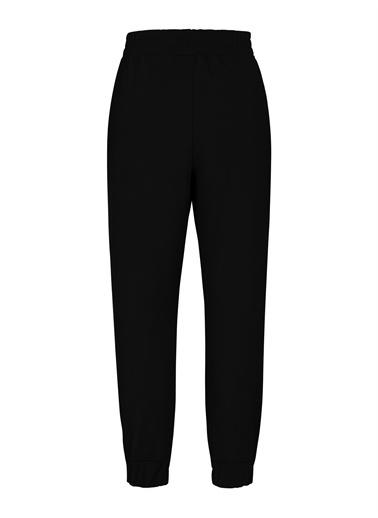 Nocturne Örme Jogging Pantolon Siyah